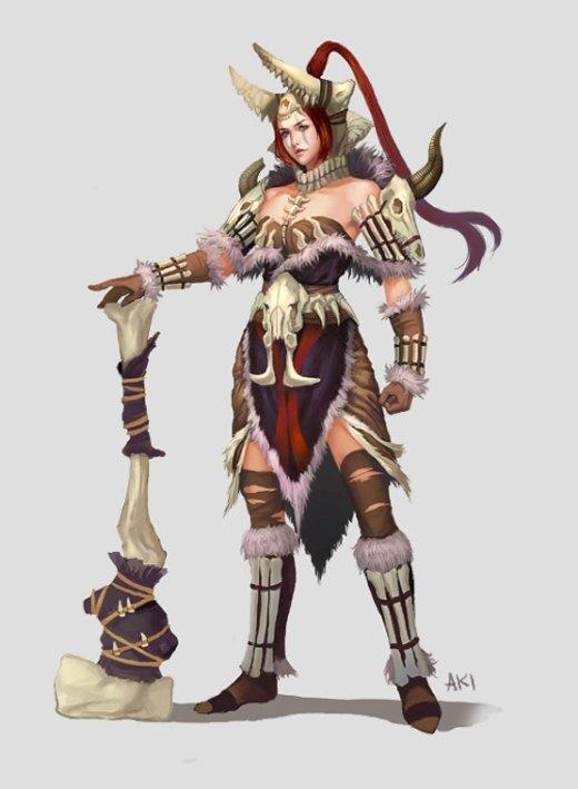 Barbarian por akizhao