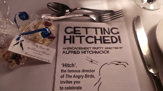Getting Hitched - Mysteriously Yours Dinner Theatre