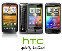 Harga Smartphone HTC Februari 2015