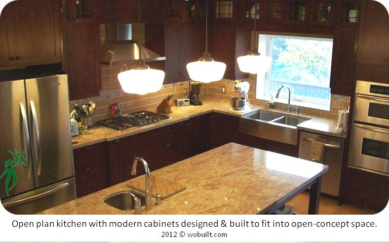 Wo Built Inc Clients 39 Advocate For Making Their Dream Home Happen Kitchen Renovations If