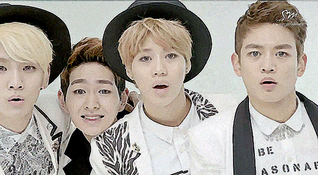 shinee why so serious screencap edit