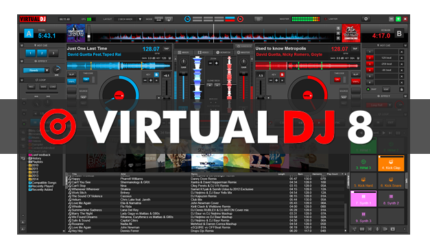 Virtualdj pro 8 Infinity FULL