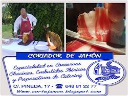 Cortador de Jamón (Comercial Pineda)