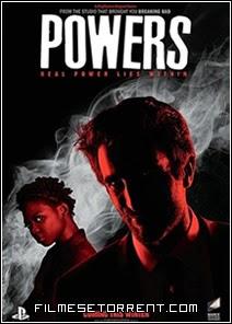 Powers 1 Temporada Torrent HDTV