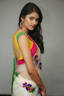 Kushi gorgeous Pictures in saree 031.jpg