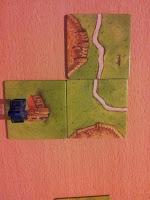 Imagen Carcassonne Juego de Mesa Monasterio