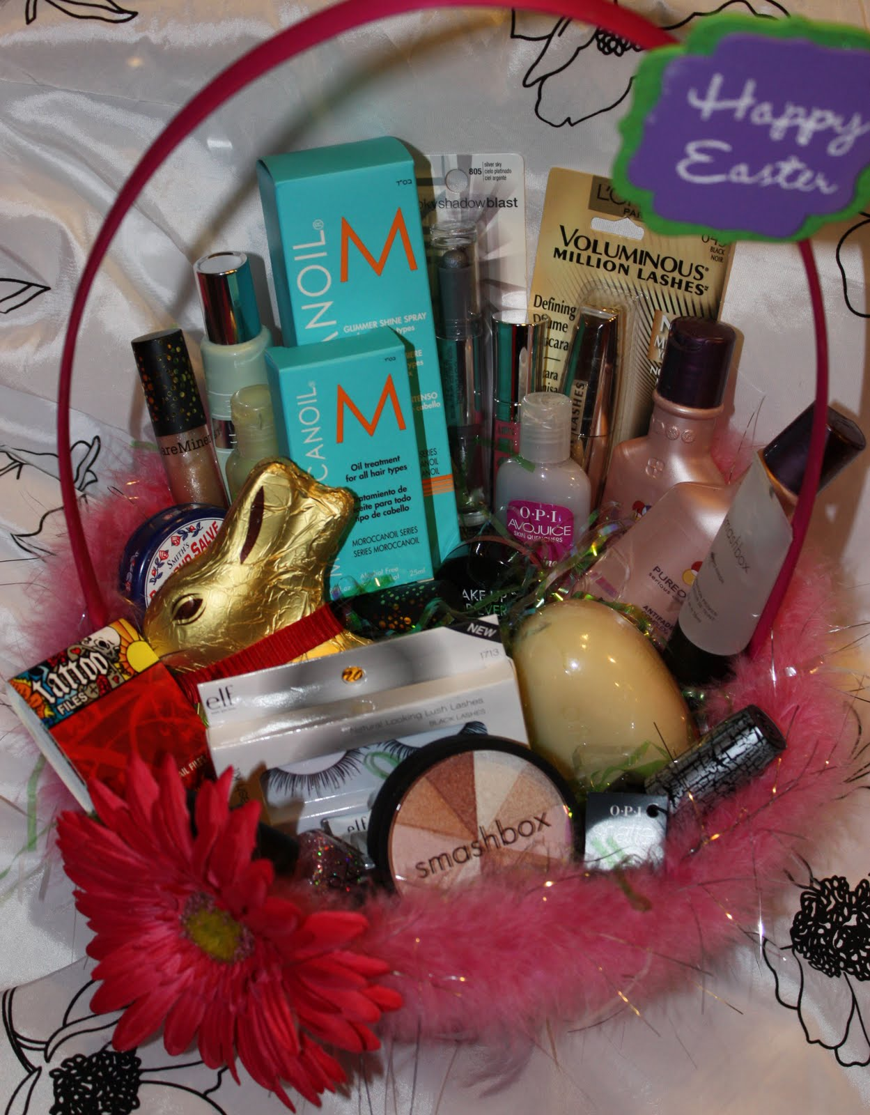 Glambo have a beautiful easter who says the easter bunny only comes for kids this year we suggest putting together a fun easter basket for the fabulous beauty junkie in your life negle