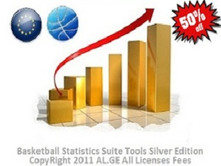 Basketball Statistics Suite Tools Silver Edition©,