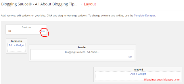 how to upload Favicon to your blogspot blog Tutorial