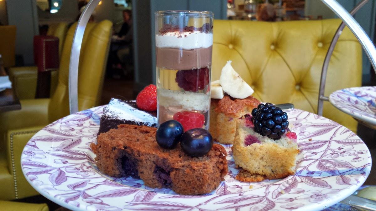 108 Marylebone Hotel - National Afternoon Tea Week