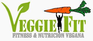 VeggieFit: Fitness & nutrición Vegana