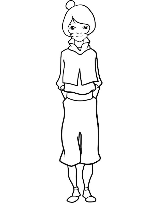 Printable zelda coloring pages best coloring pages for The legend of korra coloring pages