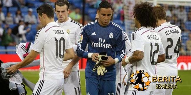 Navas Bicara soal Persaingannya dengan Casillas