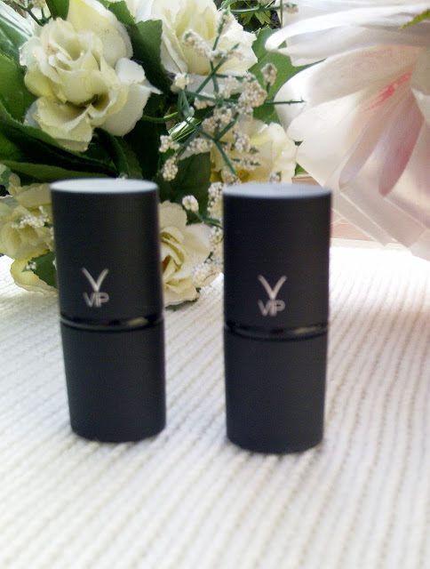 VIP Cosmetics Lipsticks Chelsea Pink And Frosted Plum