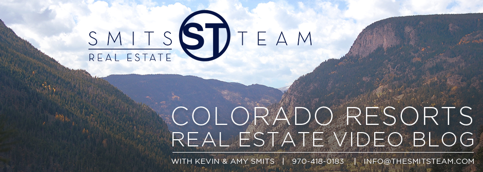 Colorado Resorts Real Estate Video Blog with Kevin and Amy Smits