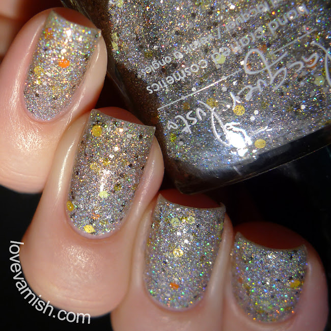 Lacquer Lust Candy Corns & Unicorns All Holo's Eve Collaboration Trio
