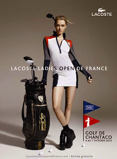 Lacoste Ladies Open de France 2012 st jean de luz pays basque