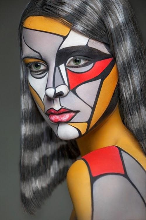 06-Video-Photographer-Alexander-Khoklov-Body-Painter-Valeriya-Kutsan-2D-Or-Not-2D-www-designstack-co