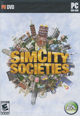 Sim City Societies Free Download