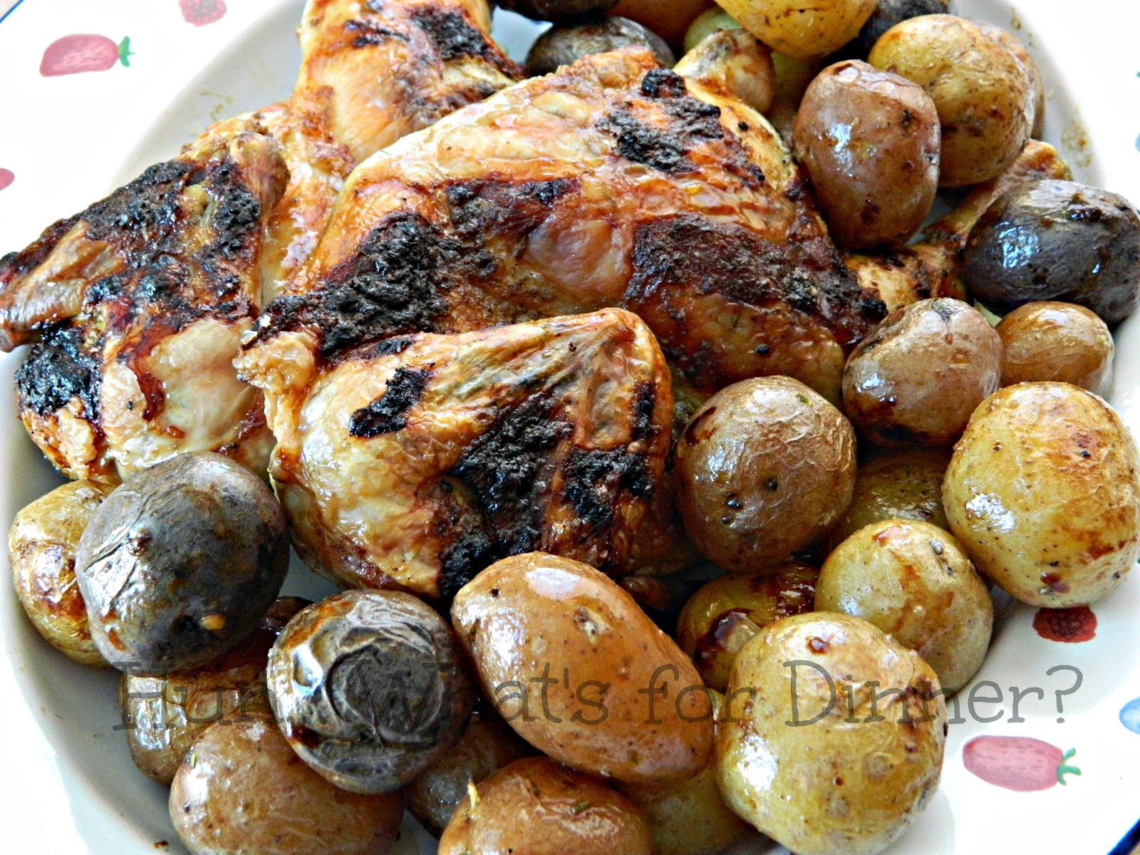 Hun... What's for Dinner?: Basic Whole Roast Chicken- Roasting a whole chicken is an easy cooking method anyone can master.