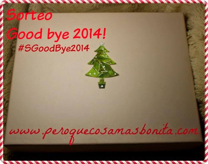 Sorteo Good bye 2014