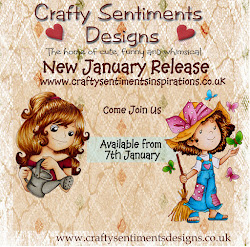 New release Crafty Sentiments Designs