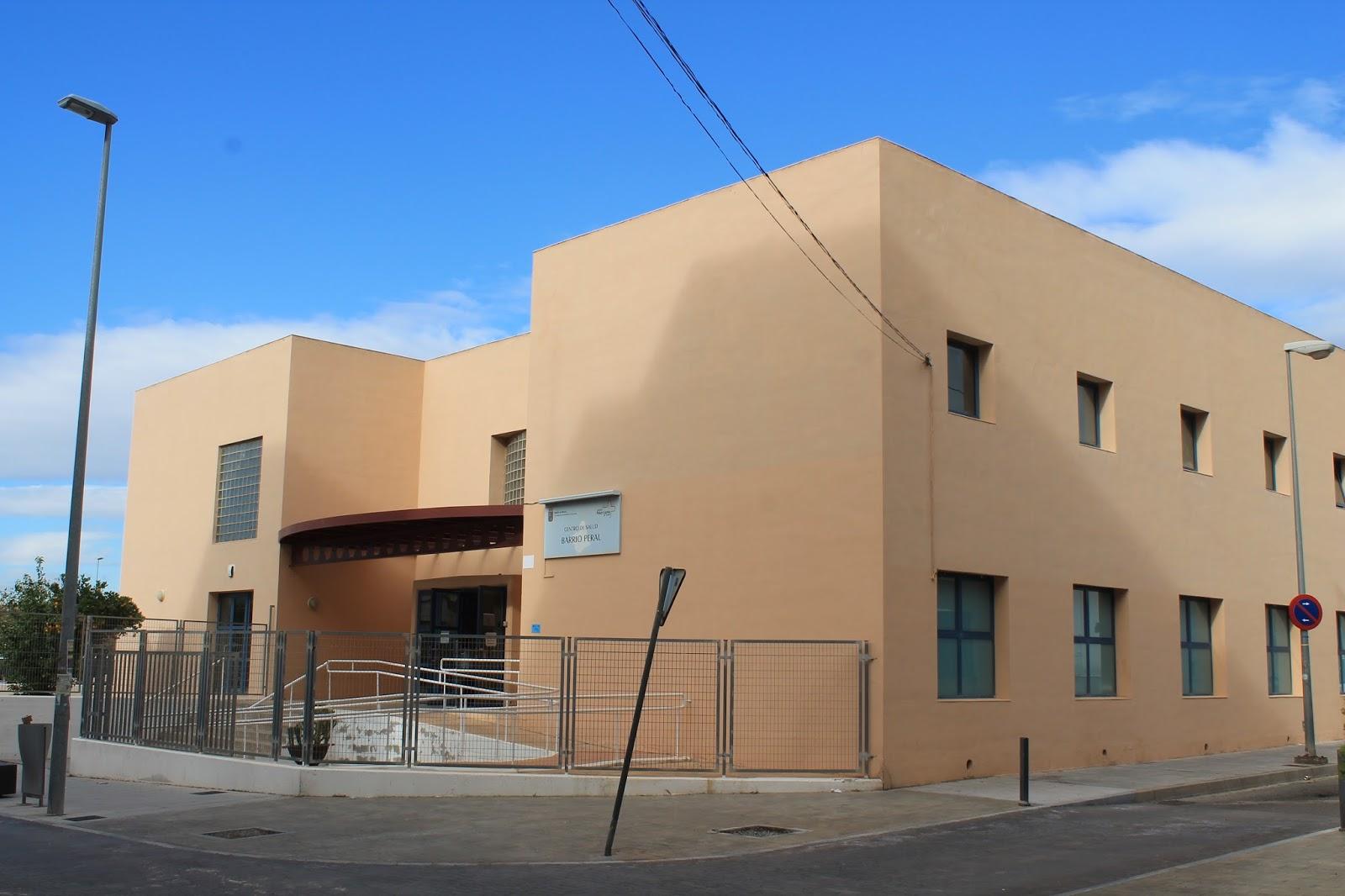 A diez minutos del centro 166 cartagena barrio peral for Centro de salud ciudad jardin