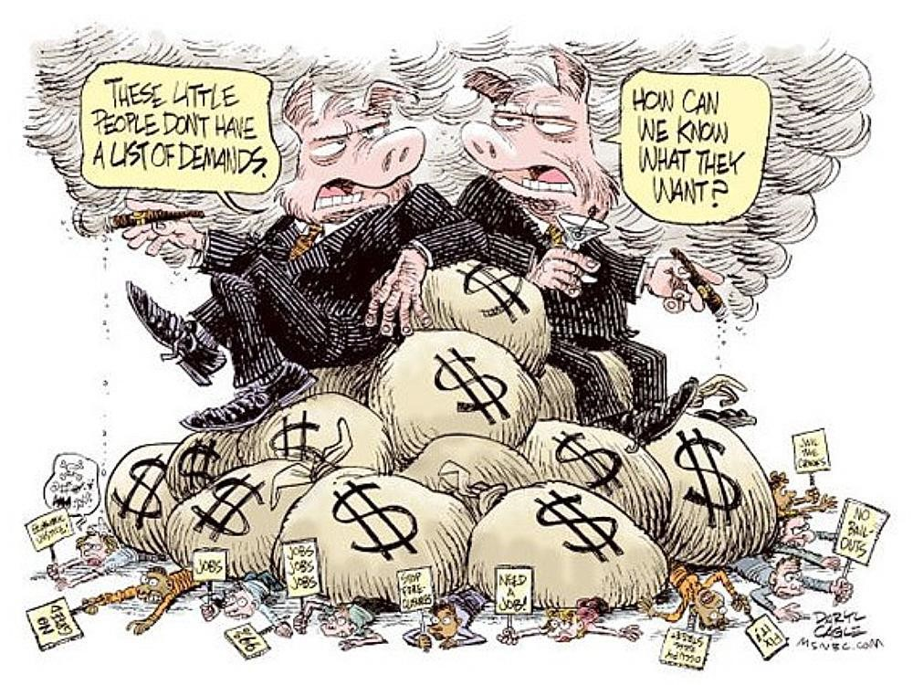Popular sovereignty cartoon