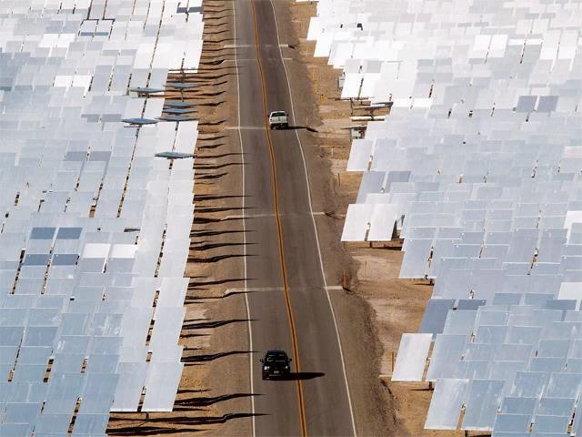 Ivanpah Solar Electric Generating System, solar power, solar electric, California, alternative energy, green energy, renewable energy, energy, electricity
