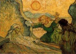 Ressurreição de Lázaro (segundo Rembrant)