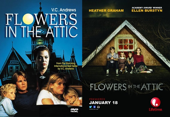 flowers in the attic response