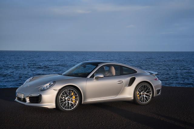 2013 Porsche 911 Turbo S 991