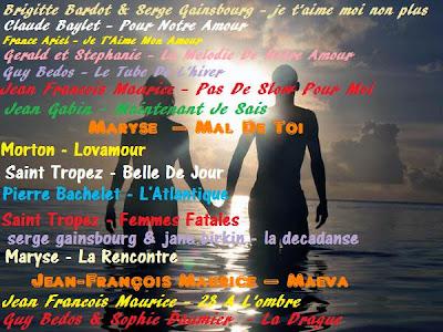 Jean- francois maurice et maryse la rencontre lyrics