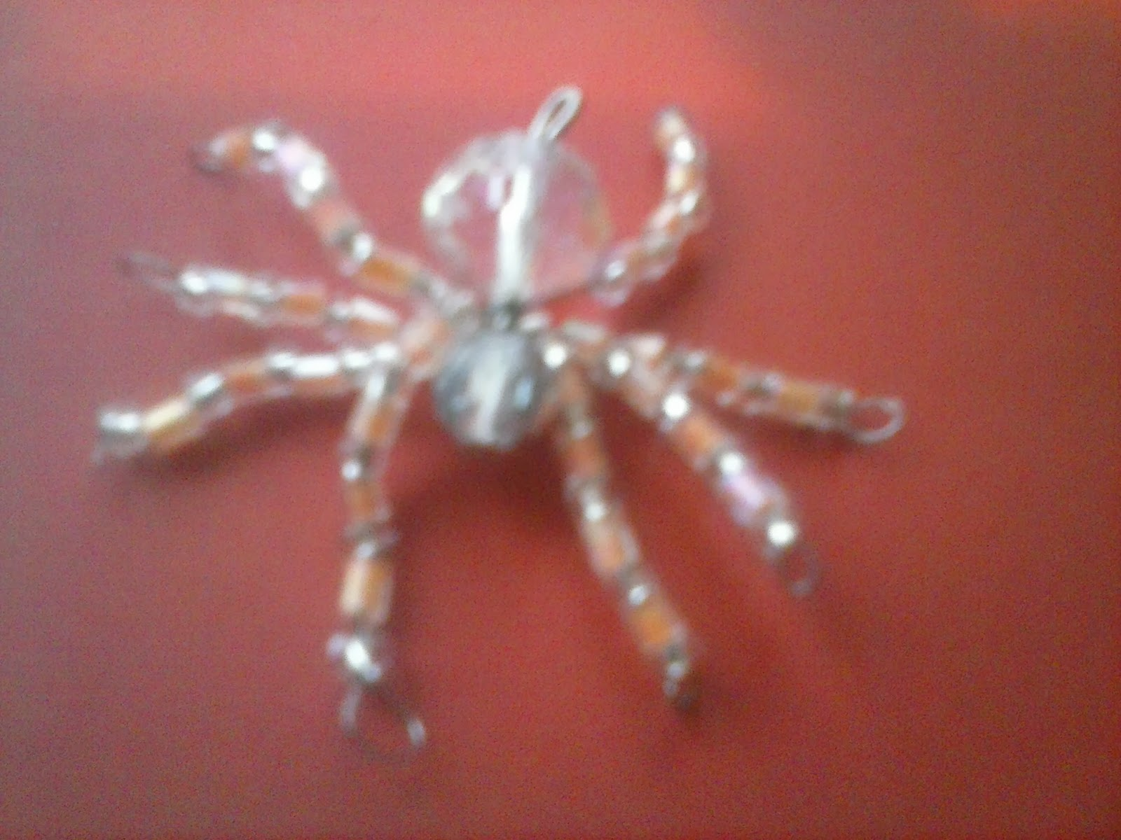 crone cronicles i have been making german christmas spider ornaments. Black Bedroom Furniture Sets. Home Design Ideas