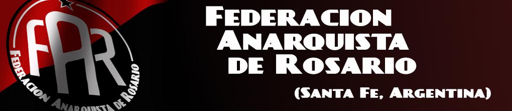 Federación Anarquista de Rosario