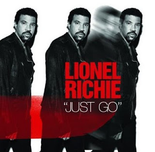 Lionel Richie Just Go CD Capa