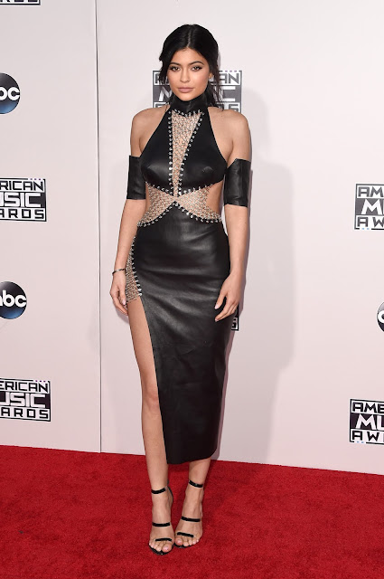 Actress, Model, @ Kylie Jenner - American Music Awards in Los Angeles