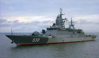 Steregushchy class corvette