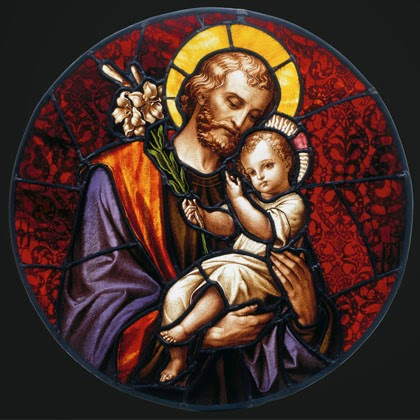 St. Joseph Pray for Us