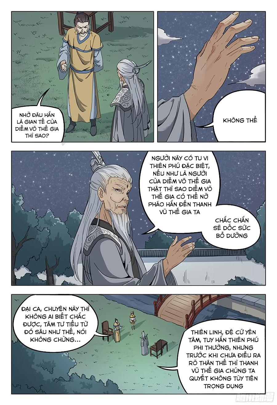 Vạn Giới Tiên Tung trang 11