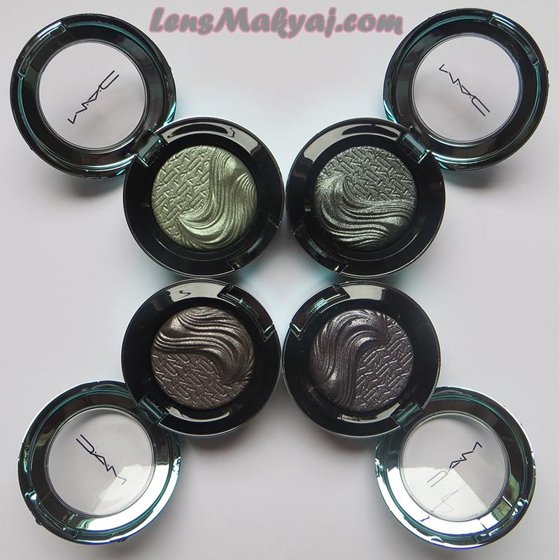 MAC Alluring Aquatic Eyeshadows