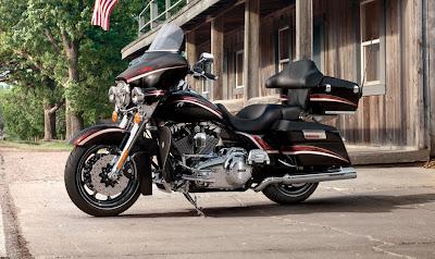 2013 Harley Davidson Electra Glide Classic