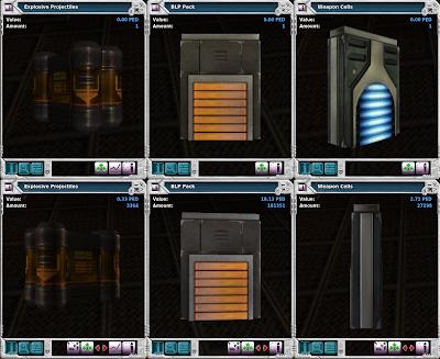 Entropia Universe - Ammunition