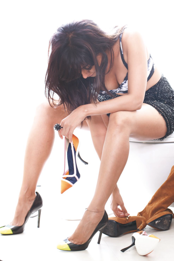 Hot Chitrangda Singh's Grace the FHM!