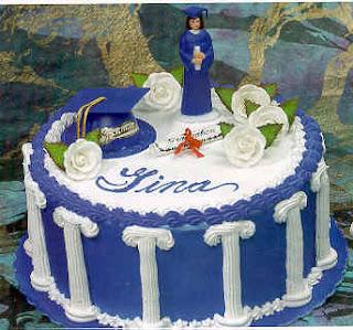 farewell cakes