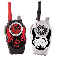 Star Wars FRS Walkie Talkies #HolidayGiftGuide