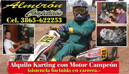 Preparador Karting 10 cc