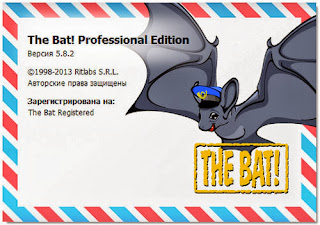The Bat Professional Edition 5.8.2 Final By Fvsoft