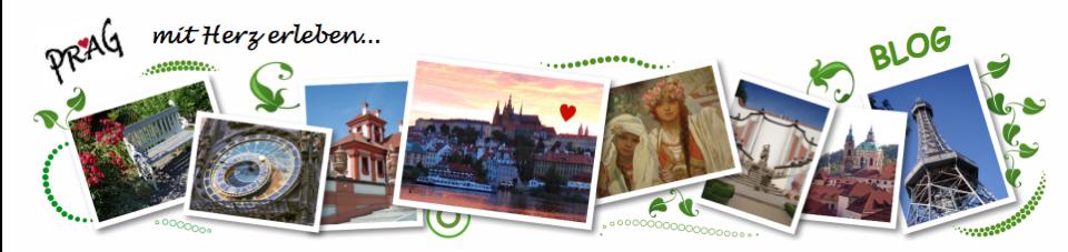 Prag mit Herz BLOG