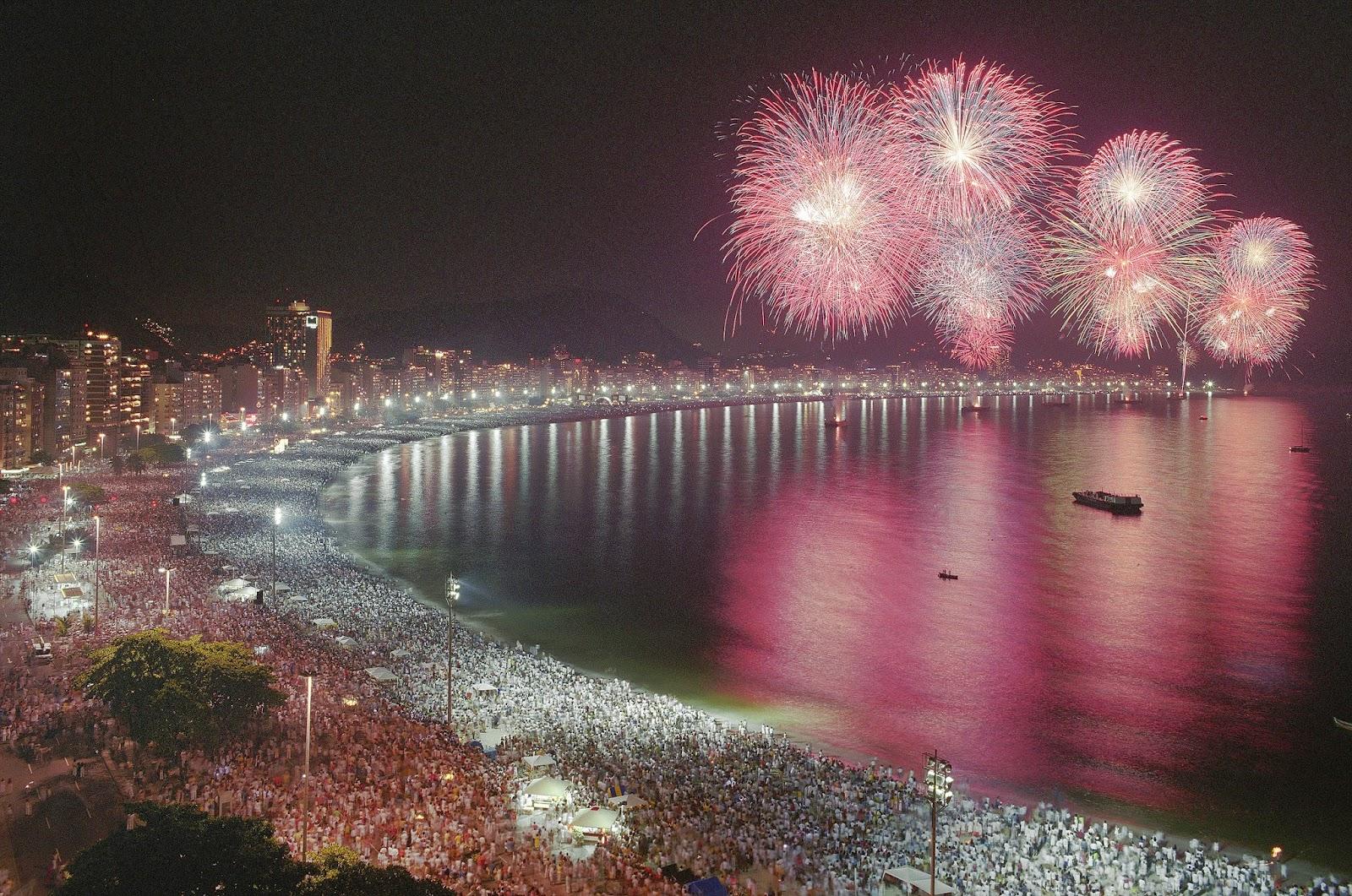 vizesiz yurtdışı tatili, yeni yıl kutlamaları